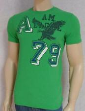 American Eagle Outfitters AEO 79 Green T-Shirt New NWT Mens XS
