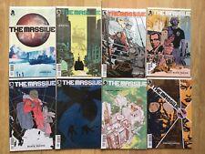 The Massive (2012 Dark Horse Comics) lot #1-16 by Brian Wood