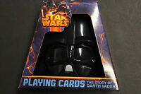 Star Wars Playing Cards- The Story of Darth Vader
