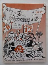 WIZARD OF ID NO 12 1977 ANNUAL PARKER AND HART GOOD CONDITION