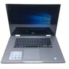 "Dell Inspiron 15 5578 15.6"" FHD Touch i7-7500U 16GB 512GB W10 2in1 Flip Laptop"