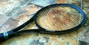 DONNAY - OCT made with KEVLAR - TENNIS RACKET VINTAGE RARE MINT CONDITION FRAME