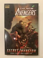 The New Avengers Secret Invasion Vol 9 Marvel Premiere Edition HC  New Sealed