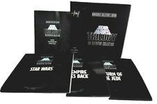 Star Wars Trilogy Definitive Collection 9 Laser Disc Set Guide Book George Lucas