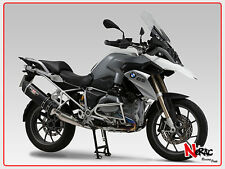 YOSHIMURA EXHAUST SCARICO SLIP-ON HEPTA FORCE CARBONIO BMW R1200GS LC / ADV