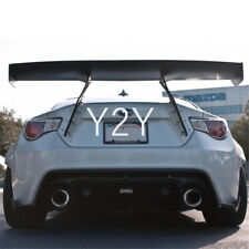Unpainted Trunk Spoiler Lip Wing for Toyota 86 GT86 Subaru BRZ Coupe GT Style