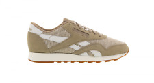Womens REEBOK CL NYLON WR Canvas/Chalk Casual Trainers BD5405