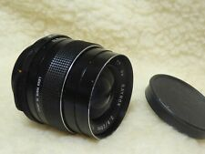 Raynox 2.8 / 28 mm Lens - M42 Screw Mount - Pentax Spotmatic etc + filter + cap