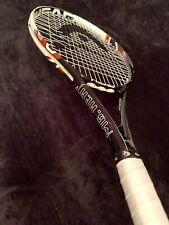 Head Microgel MG HEAT 100 Mid Plus MP Tennis Racquet 4 3/8 232803 Needs Strings