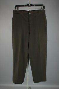 Vtg Men's Early 1900s Wool Tux Pants 32x29 Edwardian Formal Slacks #7441