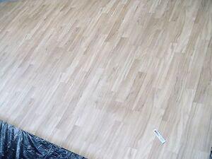 6978 PVC Belag 175x400 cm Bodenbelag CV Boden Rest robust Wildkirsche Holz-Dekor