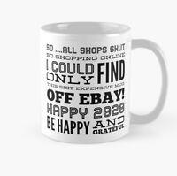 Secret santa gift present idea naughty rude funny Xmas mug great gift for 2020