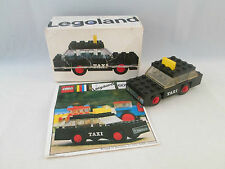 Lego Legoland Traffic - 605 Taxi