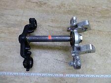 1983 Honda CB650SC Nighthawk H1489. triple tree steering stem clamp yoke