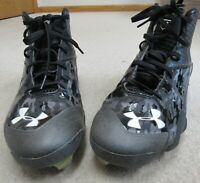 Under Armour Deception DT Diamond Tips Clutch Fit Baseball Cleats Size 9.5