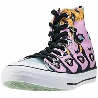 Converse Womens CTAS HI 153839C Hight Top Lace Up, Multi-color, Size 12.0