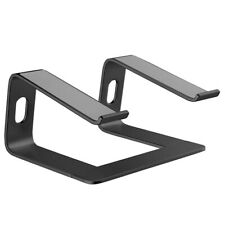 Aluminum Laptop Stand for Desk Compatible for Mac Macbook Pro Portable Hold E9O4