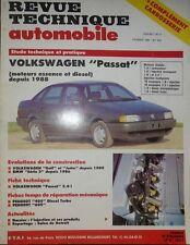NEUF Revue technique VOLKSWAGEN PASSAT essence diesel  RTA 524 1991 E30 BMW