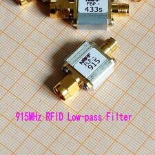 915Mhz Rfid Low-pass Filter / Rf Coaxial Lc / Lpf / Sma interface