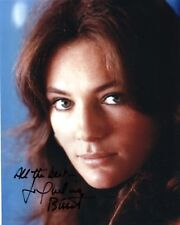 Jacqueline Bisset signed beautiful 8x10 photo / autograph Bullitt The Deep