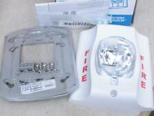System Sensor Spectra Alert 14n224 Sw Strobe Std Cd White Fire Alarm