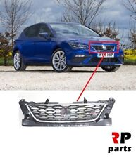 FOR SEAT LEON FR 2017 - 2018 NEW FRONT BUMPER UPPER CENTER GRILL NO BADGE