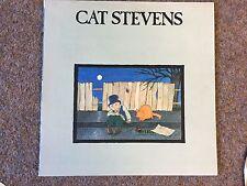 "Original TEASER AND THE FIRECAT by CAT STEVENS  Vinyl 12"" LP Record"