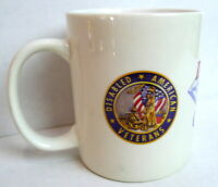Disabled American Veterans Coffee Mug TEXAS 75th Convention
