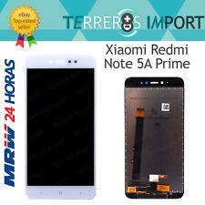 "Pantalla Completa LCD Original para Xiaomi Redmi Note 5A Prime Blanco 5,5"""