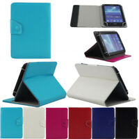 Universal Leather Case For Samsung Galaxy Tab E 9.6 SM-T560NU T560NZ T567 Tablet
