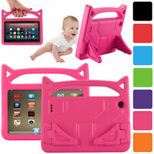 For Amazon Fire HD 10 Inch 2019 2017 Tablet Case Kids Rubber Handle Stand Cover