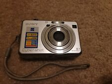 Sony Cyber Shot DSC-W100 8.1MP Digital Camera