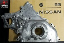 NEW GENUINE NISSAN NAVARA D40 / PATHFINDER YD25 DCi 2.5L OIL PUMP 15010-EB70A