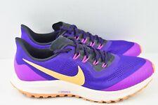 Nike Zoom Pegasus 36 Trail Mens Size 9 (Womens Size 10.5) Shoes AR5676 Purple
