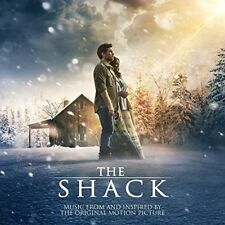 THE SHACK Music From And Inspired By The Original Motion Picture CD BRAND NEW