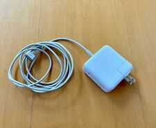 Used Genuine APPLE MacBook Air MagSafe 2 45W Power Adapter Charger A1436