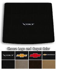 Chevrolet Volt 1pc Velourtex Carpet Cargo Mat - Choose Color & Logo