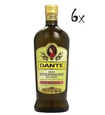 6 Dante G. Costa olio extravergine di oliva italien Extra nativ Natives Olivenöl