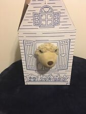 Build-a-Bear Honey Beige Dog  18 Inches Long 8 Inches Tall very soft dog
