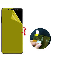 Screen Protector Cover For Samsung Galaxy A20e FULL SCREEN Coverage TPU Clear