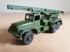 Dinky Super Toys Military Army Honest John Rocket Launcher Missing Rocket photo