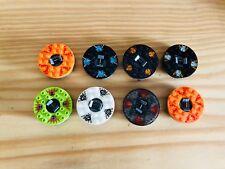 8 X LEGO NINJAGO SPINNERS MINIFIGURE SPINNER LOT BUNDLE