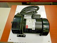 New Dayton 13 Hp Gear Motor 115v 90 Rpm 220 Torque 191 Ratio 34 Shaft 2z843