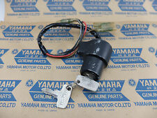 Yamaha LS3 RS100 RD125 RS125 Ignition Switch NOS Genuine P/N 336-82508-20
