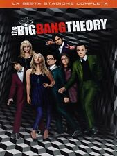 THE BIG BANG THEORY STAGIONE 6 (3 DVD) COFANETTO SERIE TV