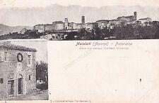 MAIOLATI (Ancona) - Casa ove nacque Gaspare Spontini