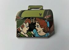 Disney Hidden Mickey Pin - Back to School Lunch Box Collection Peter Pan & Wendy