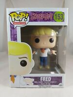 Animation Funko Pop - Fred - Scooby-Doo - No. 153