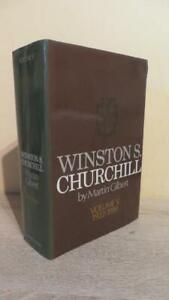 "1976 ""WINSTON S CHURCHILL"" by MARTIN GILBERT - VOLUME 5 - 1ST EDITION"