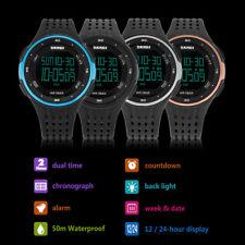 LED Digital Wristwatch Sport Watch For Men Women Unisex Boys Girls Kids Gift